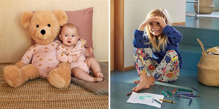 Lindexlanserar hållbart babysortiment