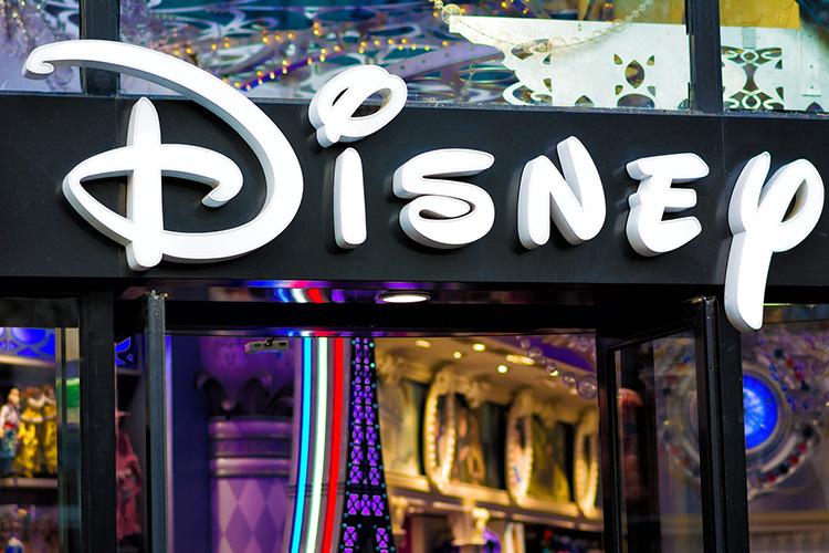 Disney öppnar café i modekedjans flaggskepp