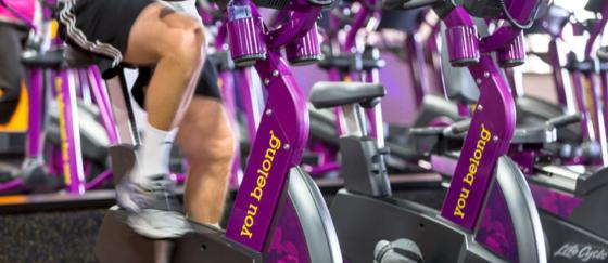 Delar av kedjans butiksyta blir gym