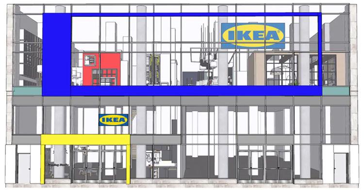 Ikeas nya destination på Manhattan