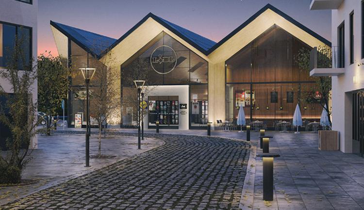 Årets gym öppnar i Lidls handelsbyggnad