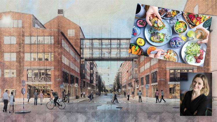 Veganskt koncept till Stockholmsverken