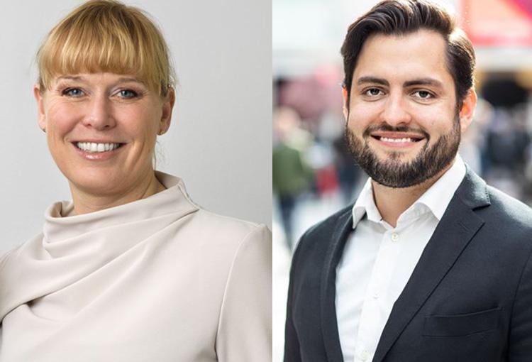 Nya affärsområdeschefer på Citycon