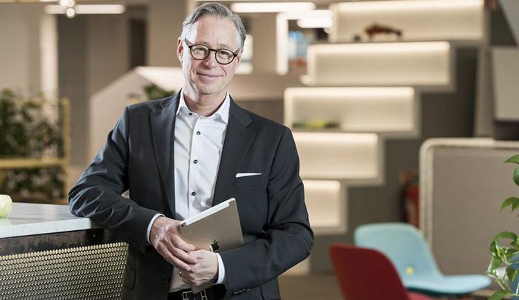 Fredrik Wirdenius slutar som VD på Vasakronan
