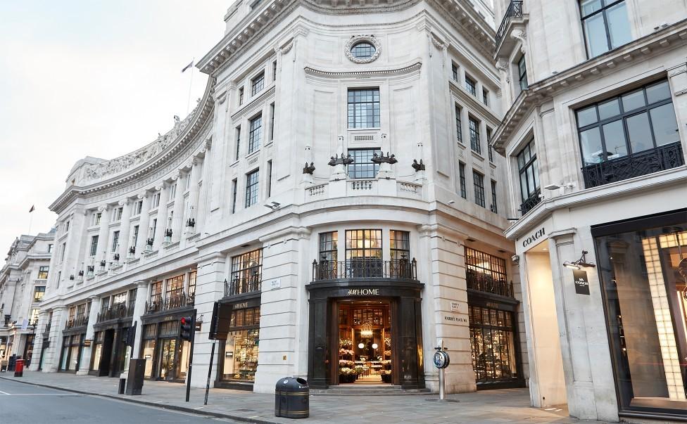 H&M Home i samarbete med auktionshus