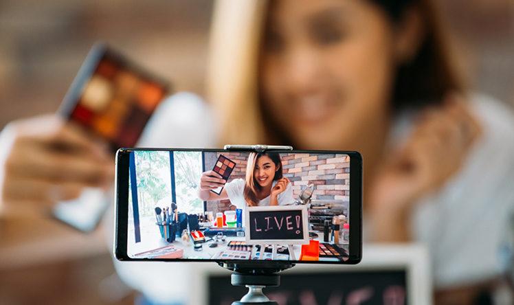 Livestreaming säljande trend i e-handeln