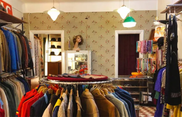 Modern Retro har öppnat vintagebutik