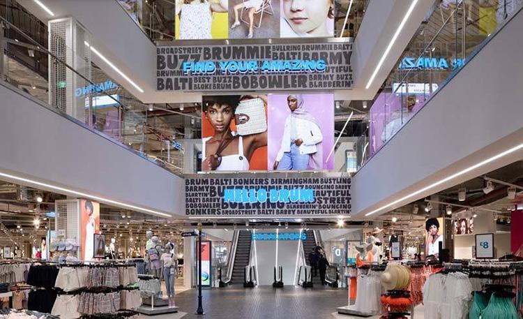 Primark har öppnat världens största modebutik