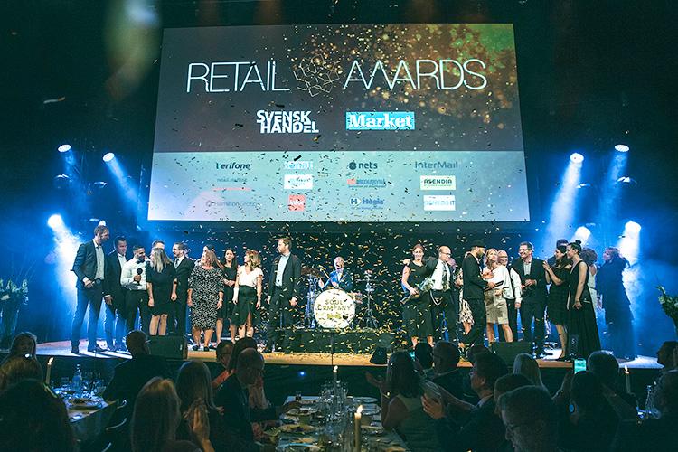 Här är finalisterna i Retail Awards 2019