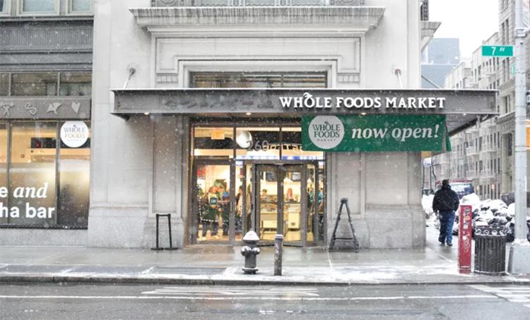 Whole Foods öppnar nytt koncept