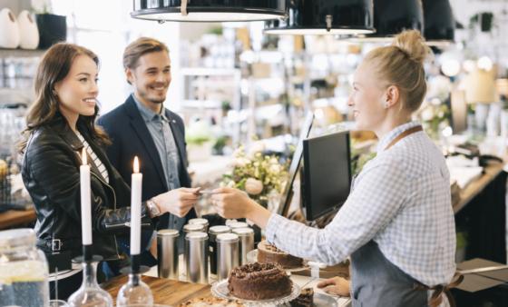 Kunderna: Butikens atmosfär avgörande