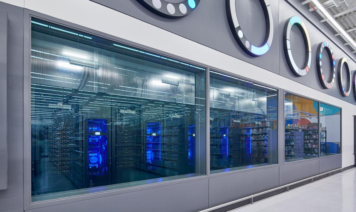 Intelligent Retail Lab visar framtidens butik