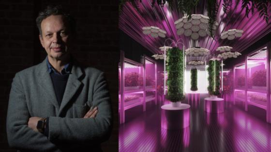 Tom Dixon och Ikea utforskar hållbar odling