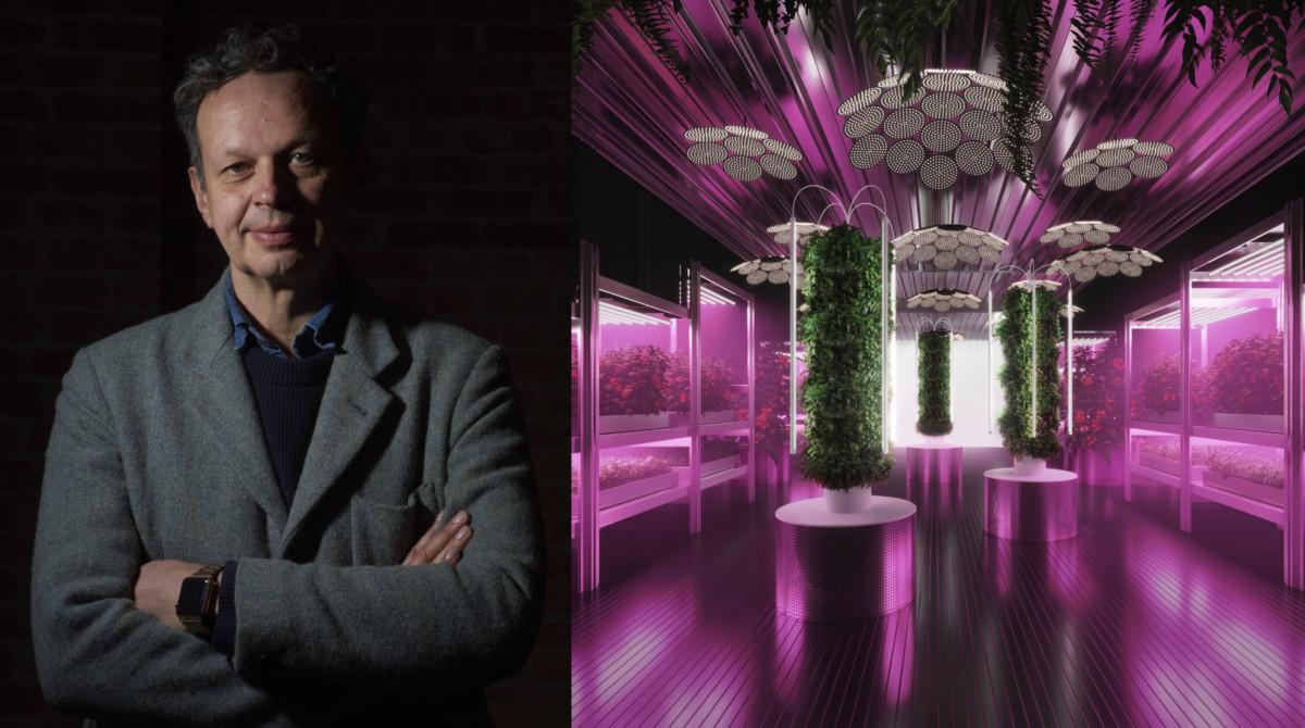 Tom Dixon och Ikea utforskar framtidens odling