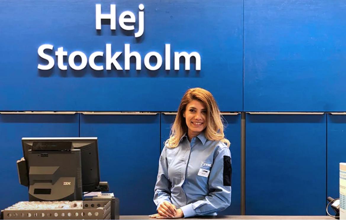Jysk har öppnat sin första XL-butik