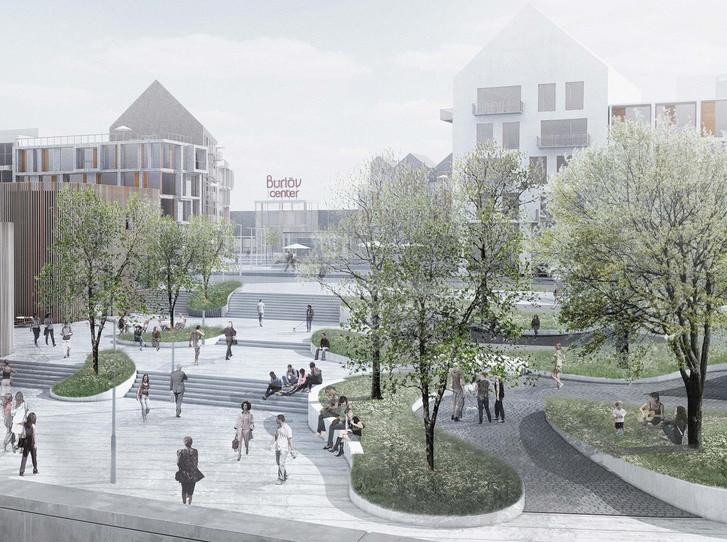 Stora förändringar väntar Burlöv Center