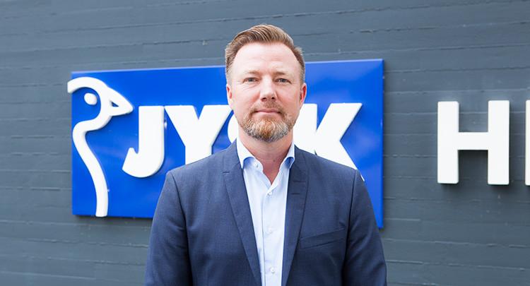 Ny ordförande i Lars Larsen Group