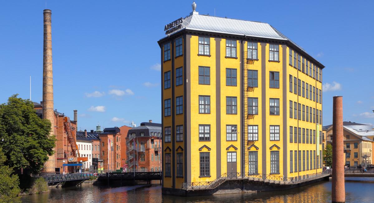 Norrköping siktar på Årets stadskärna