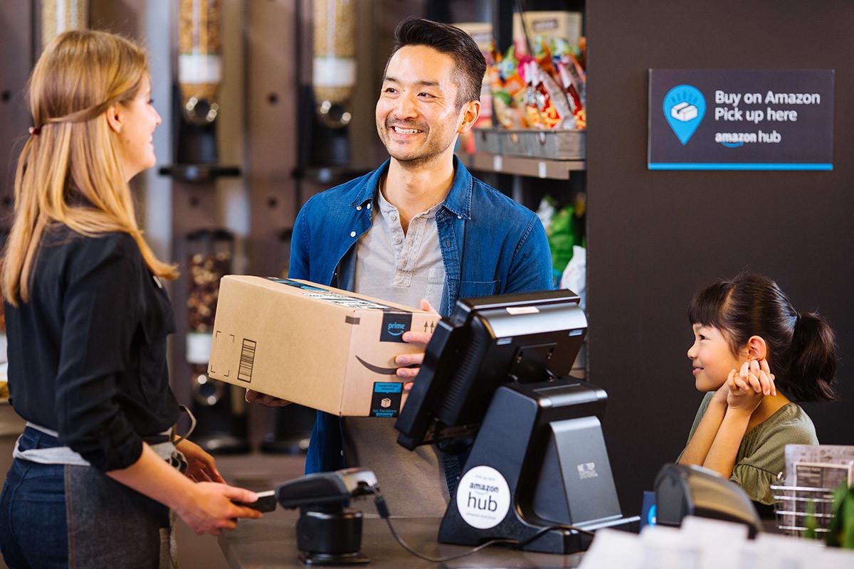Amazon lanserar ny lösning för BOPIS