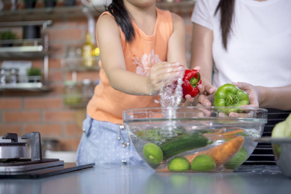 Ica lanserar vattensmart receptserie