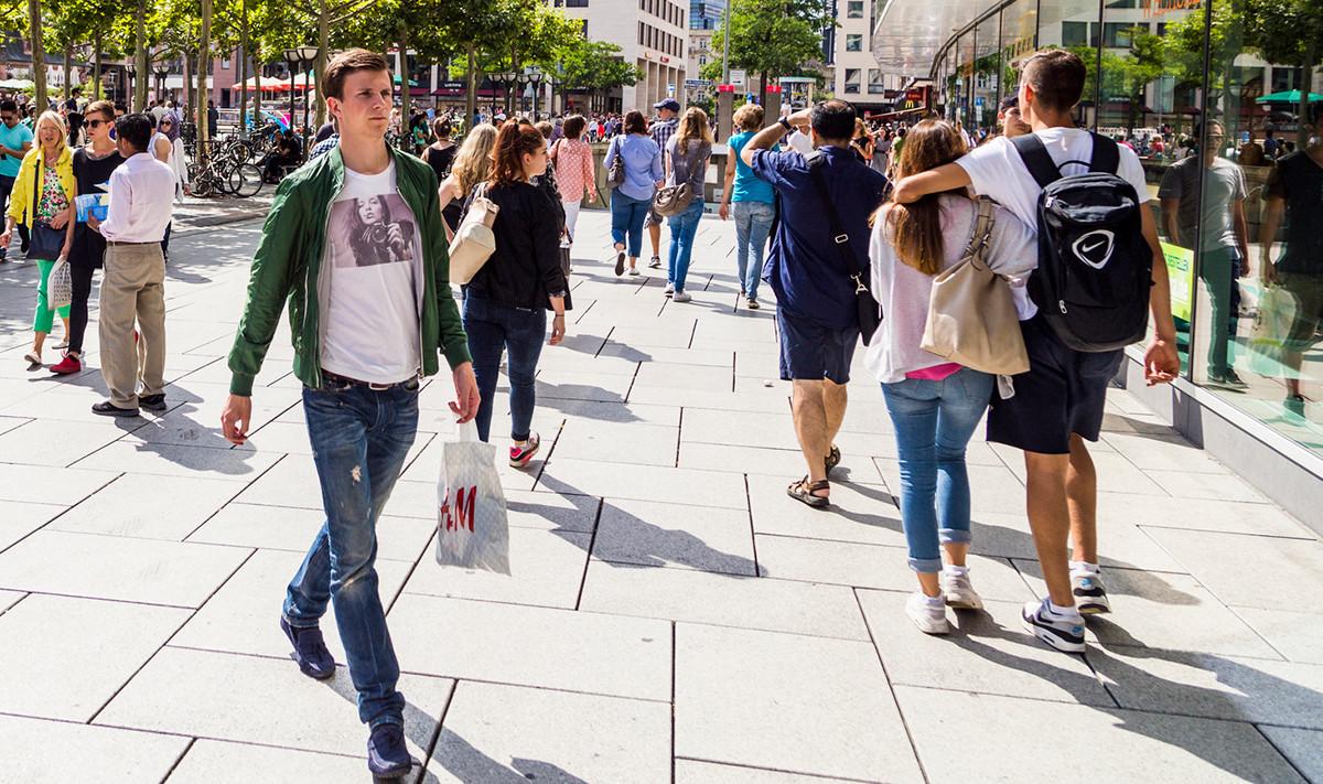 Studie: Butiksdöden begränsad och överdriven
