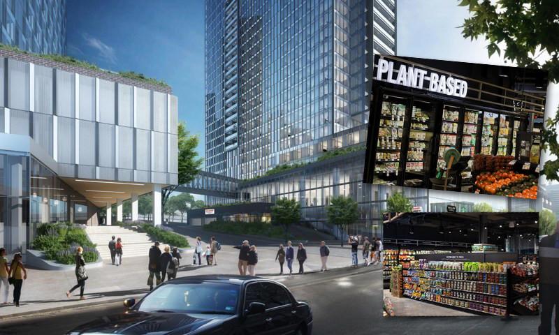 Nytt urbant storformat för dagligvaror