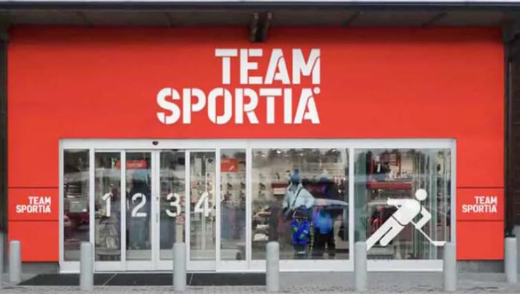 Team Sportia satsar på större butik