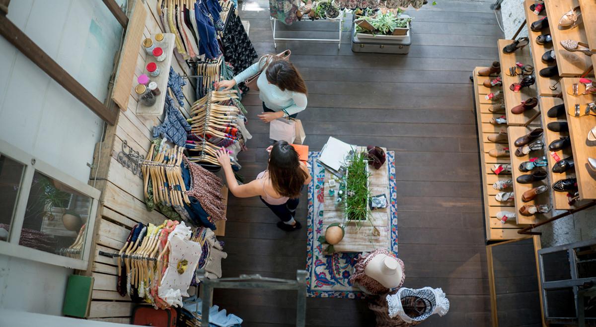 Kunderna mest nöjda med köp i fysisk butik