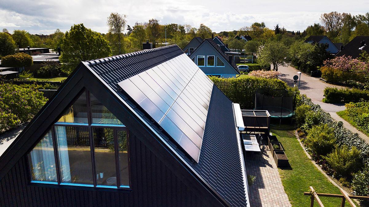 Säljstart för solceller hos Ikea i Sverige