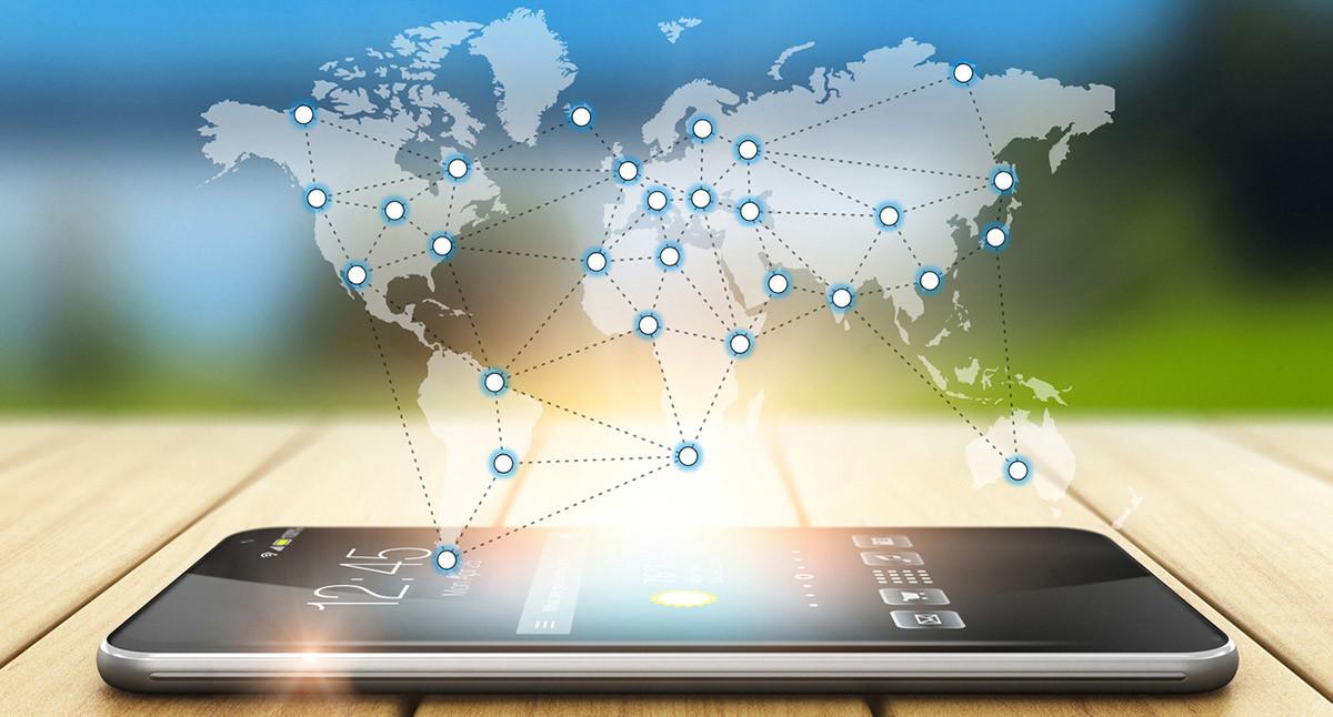 Andelen utländsk e-handel minskar