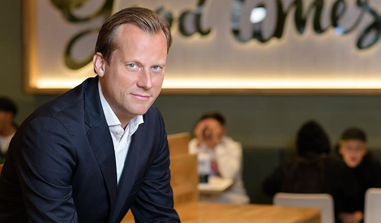 McDonald's utser ny VD i Sverige