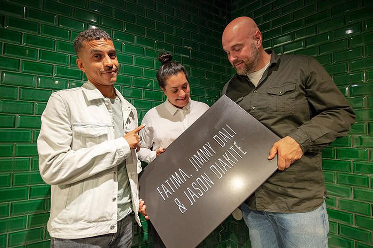 Timbuktu öppnar restaurang i Teatern