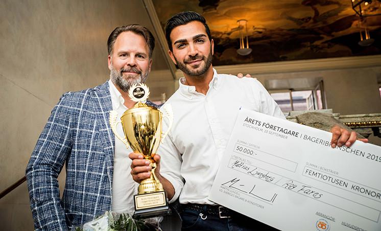 Mr Cake Årets Företagare i bageribranschen