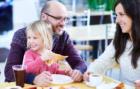 Mat lockar allt fler till köpcentrumet