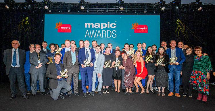 Här är vinnarna i Mapic Awards 2019