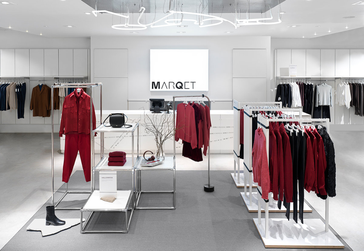 MQ blir Marqet med nytt koncept