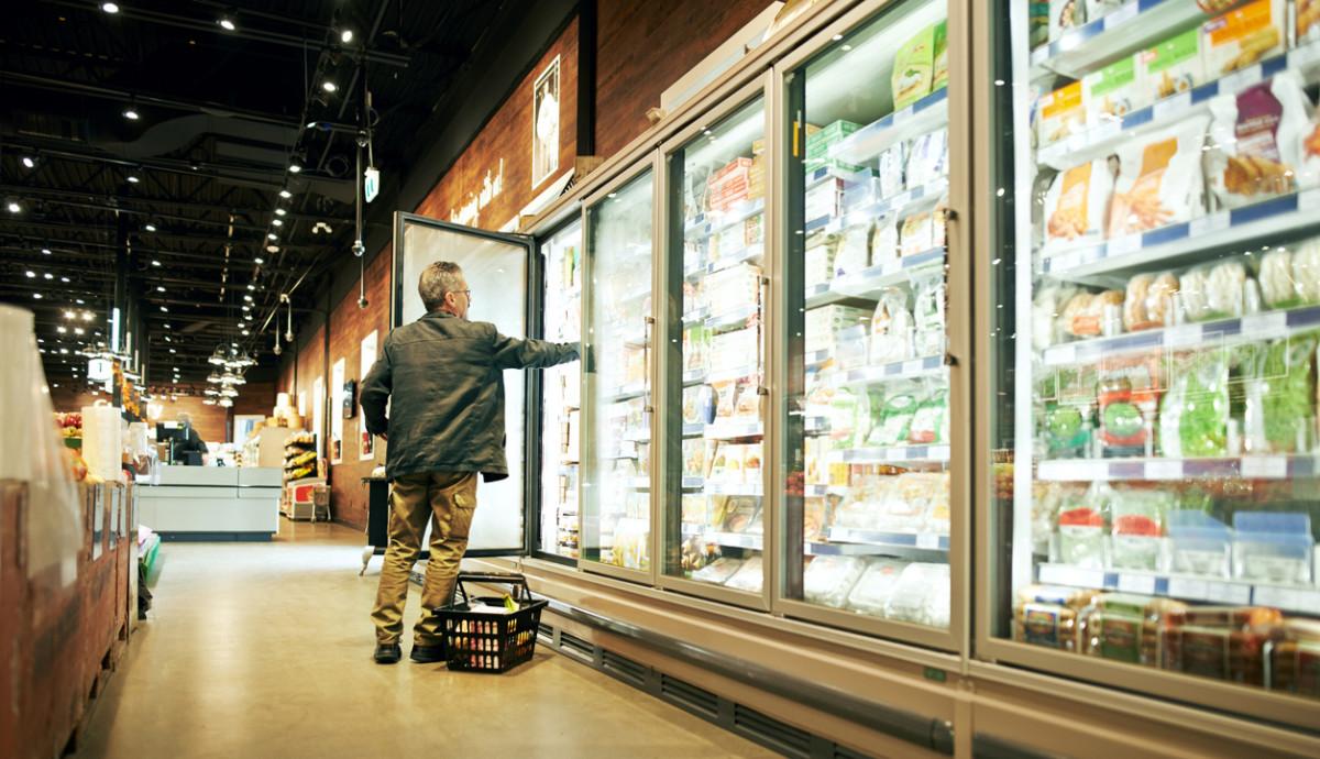 Inkomst påverkar kundens val av matvaror