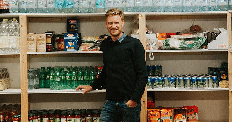 Göteborgs första sociala supermarket