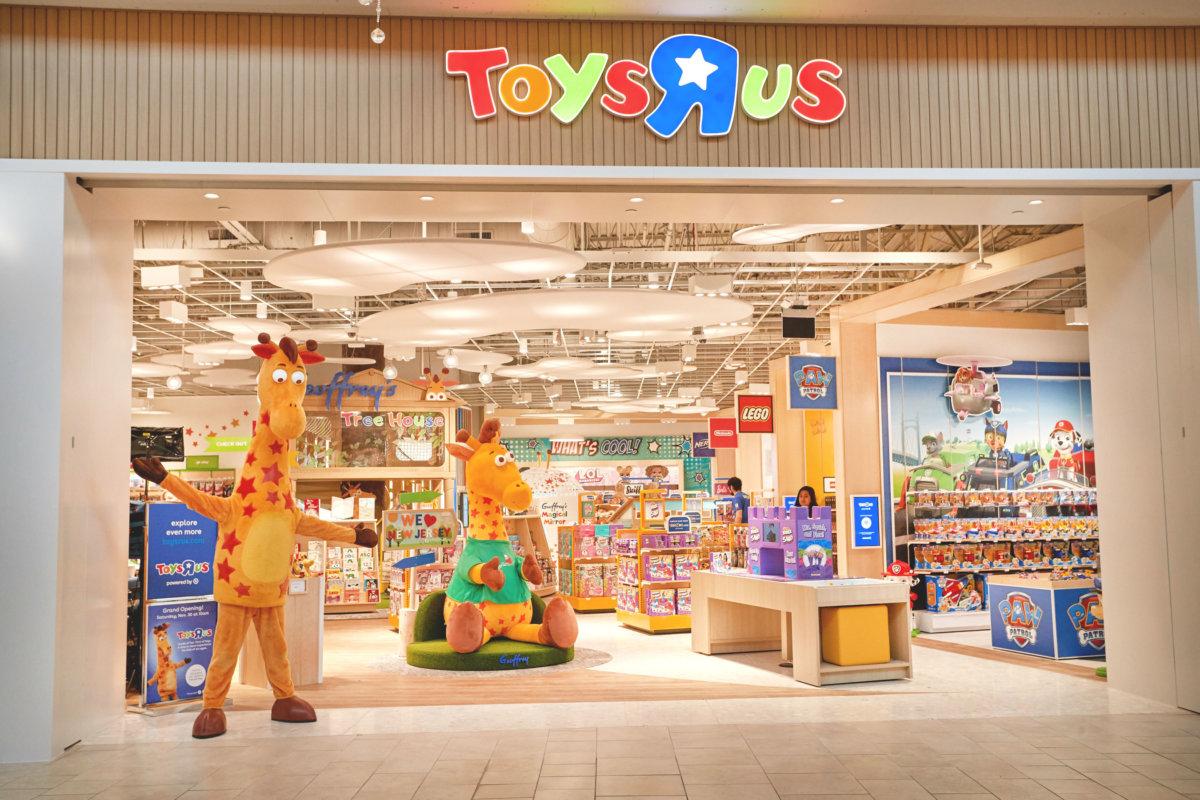 """Toys""""R""""Us tillbaka med nytt butikskoncept"""