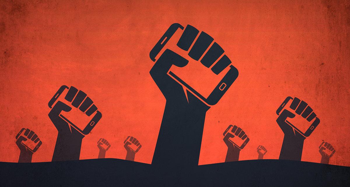 """""""Det är början på en blodig revolution"""""""