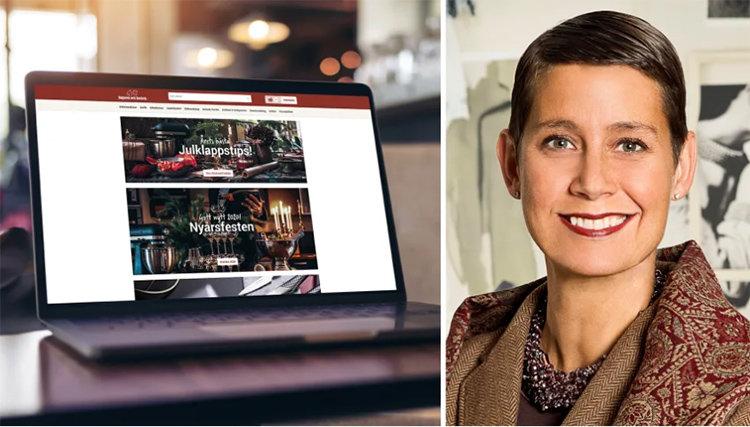 Christina Ståhl ny VD på Bagaren och Kocken
