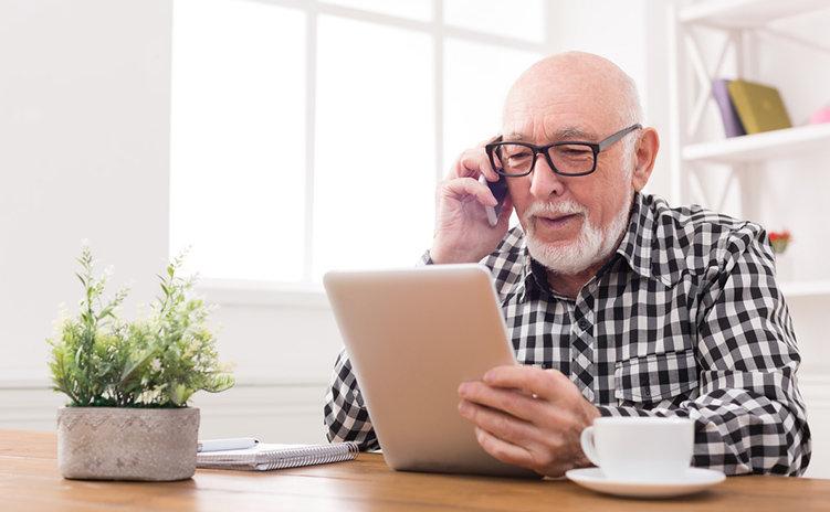 E-handel populär hos äldre konsumenter