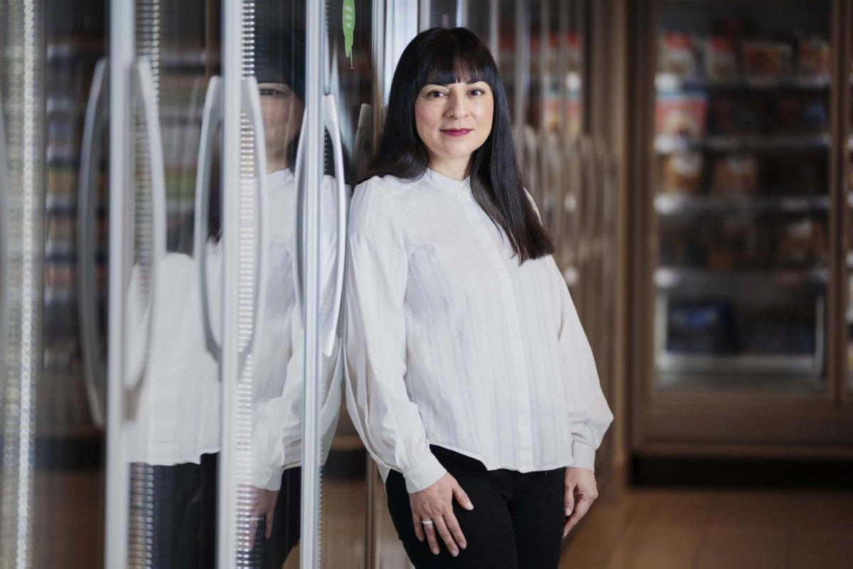 Fabiola ny e-handelschef på Hemköp