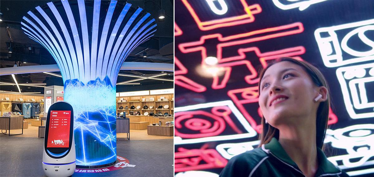 Framtidsbutiken lyfter med 5G och IoT