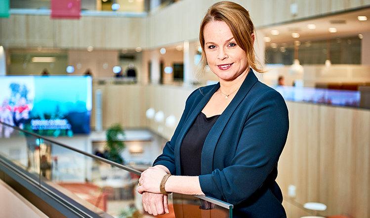 Ny marknadsdirektör på Ica Sverige