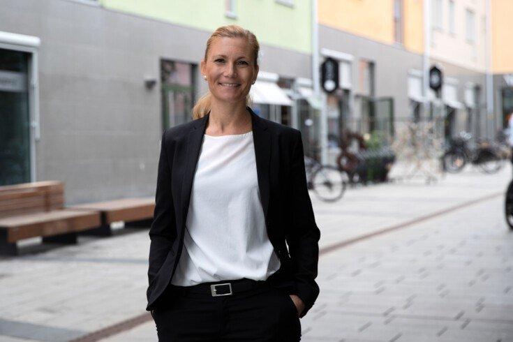 Lundbergs Fastigheter utökar ledningen