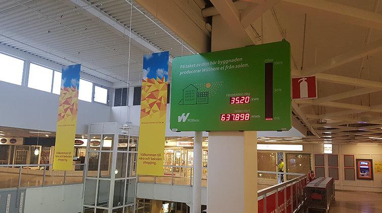 Skäggetorp Centrum satsar på egen el