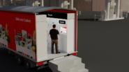 Willys testar mobila hämtstationer