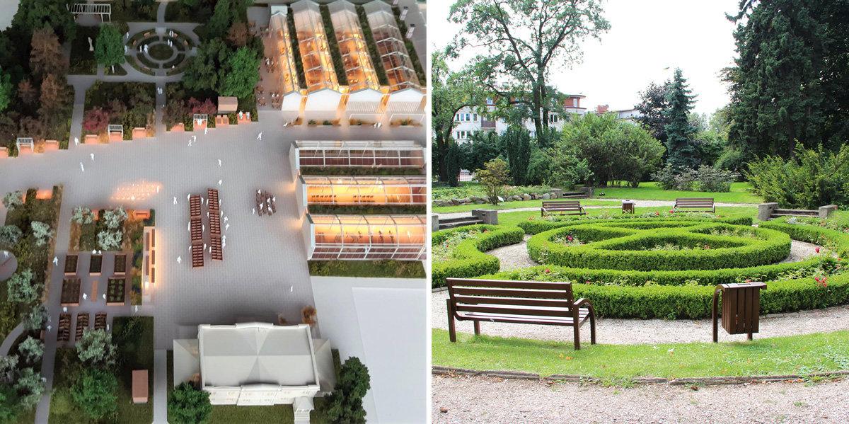 Ingka Centres förnyar klassisk park