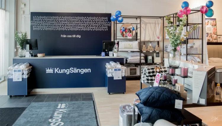 KungSängen öppnar ny butik